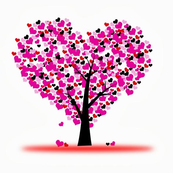 szerelem fa