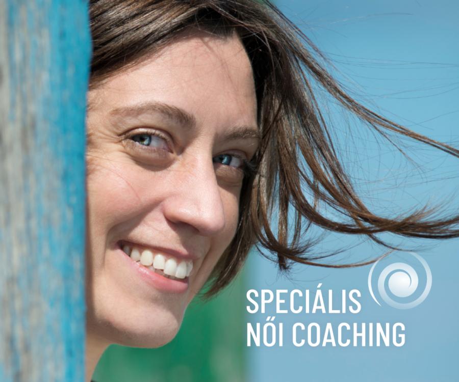 Speciális coaching nőknek